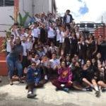 """Colegio Del Carmen dice """"No al bullying"""""""