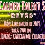 "Celebrarán Talent Show ""Retro"""