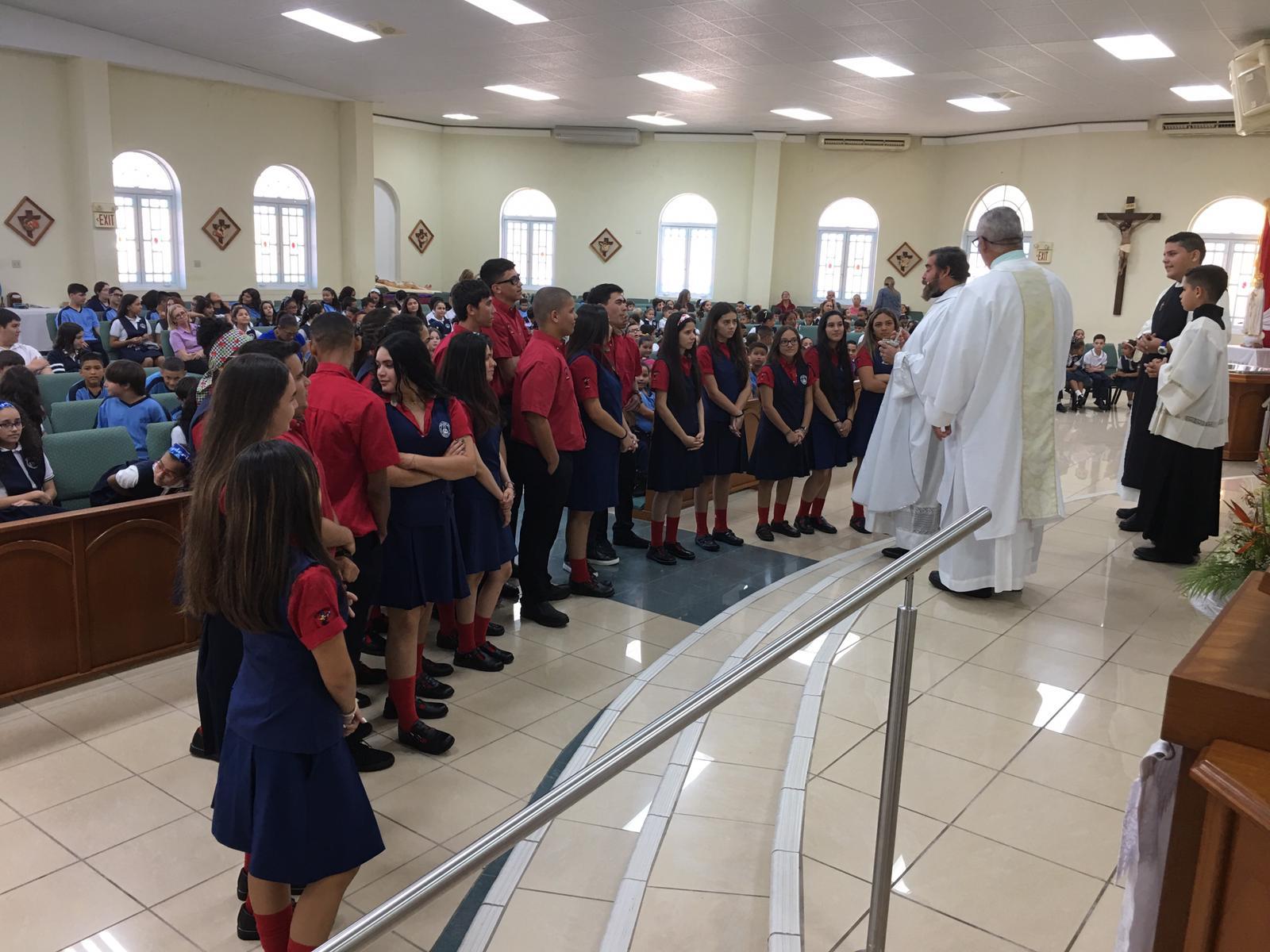 Colegio San Juan Bosco de Arecibo - Colegios Diocesanos de
