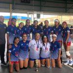 Lluvia de campeonatos para los colegios diocesanos en torneo de voleibol